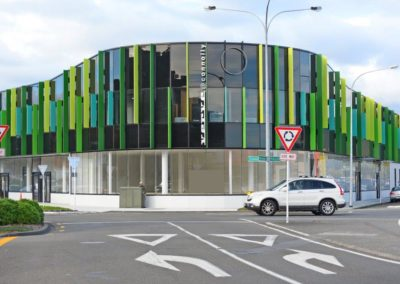 "The impressive new building that houses The Orthodontist in Lower Hutt ""Verve@Connolly"""